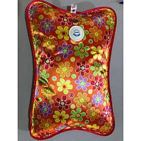 Túi massage nóng lạnh màu đỏ cỡ nhỏ