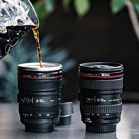 SLR Camera Lens Cup-1:1 Reproduce The Real Lens