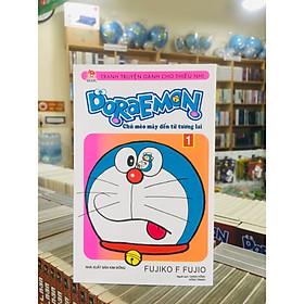 Doraemon - Chú Mèo Máy Đến Từ Tương Lai - Tập 1