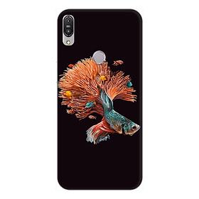 Ốp lưng điện thoại Asus Zenfone Max Pro M1 hình Cá Betta Mẫu 1
