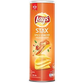 Snack Lay's Stax Thái Vị Tôm Hùm Nướng 105g