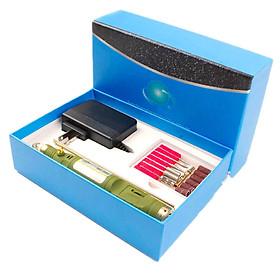 Máy khắc mài mini cao cấp WL-800; khoan, mài, cưa, cắt, chà nhám, đánh bóng, trà nhám...
