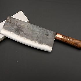 Dao chặt gà Phúc Sen Cao Bằng bản 10cm chuôi cẩm chỉ cao cấp dành cho nhà hàng (Mã số C4A-DPS BH)