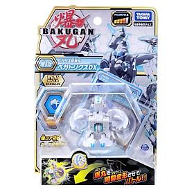 Quyết Đấu Bakugan - Siêu Chiến Binh Thiên Mã DX Pegatrix White - Baku015