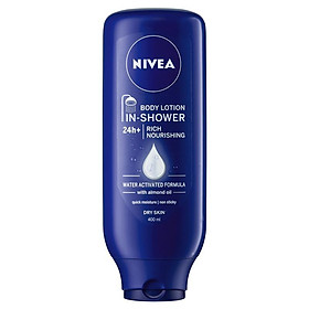 Nivea Body In Shower Rich Skin Conditioner Dry/Very Dry 400ml