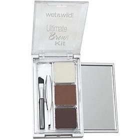Bộ Kẻ Mày Wet N Wild Ultimate Brow Kit Ash Brown