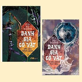 Combo 2 cuốn Danh Gia Cổ Vật : Hôi Của Đông Lăng +Minh Nhãn Mai Hoa ( Tập 3 + Tập 4)