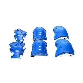 Bộ Đồ Bảo Hộ Tay Chân Cho Bé 6 Món Yesure , sản phẩm có thiết kế ôm sát phần khuỷu tay, đầu gối, bàn tay bé, hạn chế tác động của những va đập khi bé vui chơi, tham gia các hoạt động thể thao