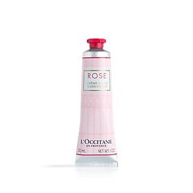 KEM DƯỠNG TAY HƯƠNG HOA HỒNG 30ml/ Rose Reines  Hand  Cream L'Occitane 30ml