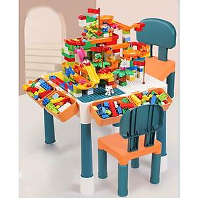 Bàn xây dựng lắp ráp lego