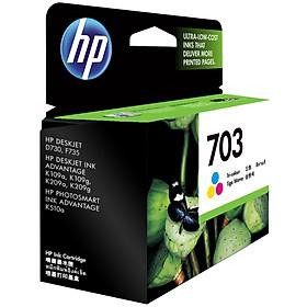 Hộp Mực HP CD887AA 703 (Cho DJ F735 D730 K109a/g K209a/g Photosmart K510a)