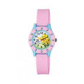 Đồng hồ trẻ em Q&Q Citizen VQ13J007Y dây nhựa thương hiệu Nhật Bản
