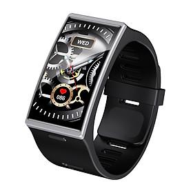 LEMFO DM12 Smart Bracelet Sports Watch 1.91-Inch TFT Screen BT5.0 Fitness Tracker IP67 Waterproof Sleep/Heart Rate/Blood