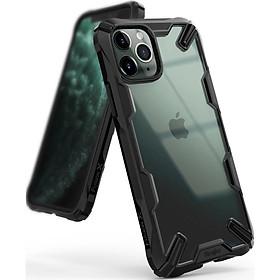 Ốp lưng chống sốc Ringke Fusion X cho iPhone 11 series  - Hàng nhập khẩu