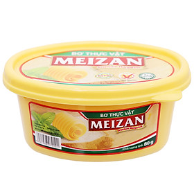 Bơ Meizan - hộp 80gr