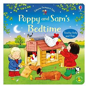 Poppy And Sam's Bedtime - Farmyard Tales Poppy and Sam (Board book)
