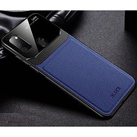 Ốp lưng da kính cao cấp hiệu Delicate dành cho SamSung Galaxy M21 - Hàng nhập khẩu