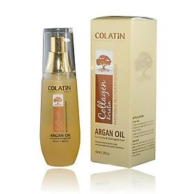 Tinh dầu dưỡng tóc COLATIN Argan Oil 40ML