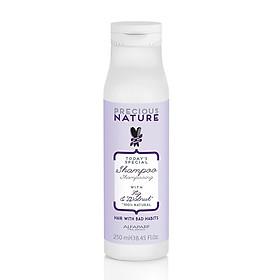 Dầu gội alfaparf milano Precious Nature phục hồi cho tóc hư tổn premium 250ml