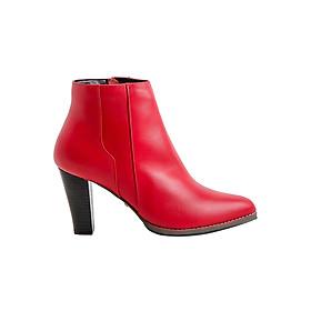 Giày Bốt Nữ Da Thật Gosto Liberty GS0000322REG (Đỏ)