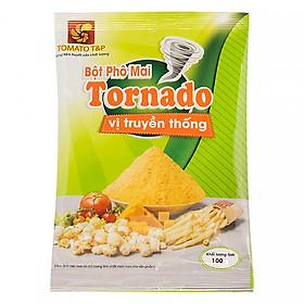 Combo 2 Gói Bột Phô Mai Tornado Vị Truyền Thống & Vị Cay (100g / Gói)