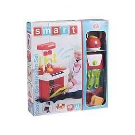 Mô Hình Bếp Lớn Smart 1684468