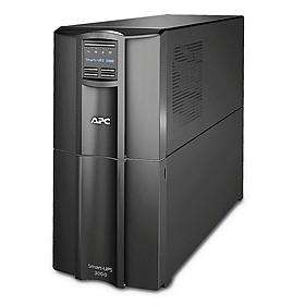 Bộ lưu điện: APC Smart-UPS 3000VA LCD 230V-SMT3000I - Hàng Chính Hãng