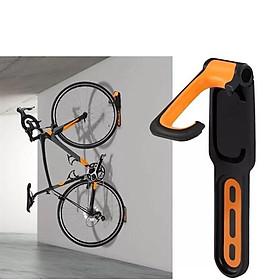 Móc treo bánh xe đạp trên tường bằng nhựa Westbiking