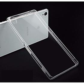 Ốp lưng silicon dẻo trong suốt dành cho Sony Xperia Z3 - Hàng cao cấp