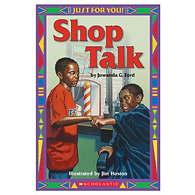 Just For You! Shop Talk