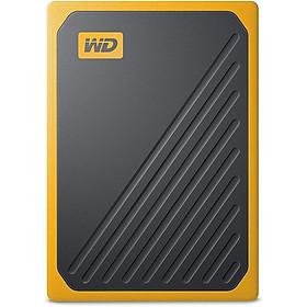 Ổ cứng SSD Di Động WD My Passport Go 500GB USB 3.0 - Hàng Chính Hãng