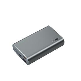 Pin Sạc Dự Phòng 10000mAh Aukey PB-XD12 Sạc Nhanh Quick Charge 3.0 Power Delivery 2 Chiều Công Suất 18W - Hàng Chính Hãng