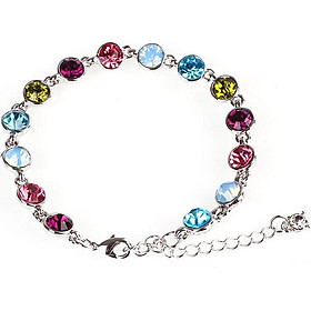 Fashion Jewelry Accessories Shiny Bracelet Crystal
