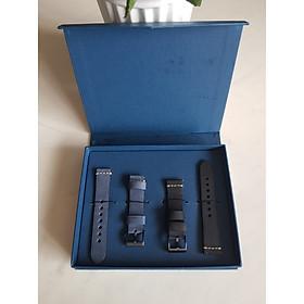 Bộ Dây Da Cho Đồng Hồ Thông Minh Samsung Galaxy Active 1/ Active 2/ Watch 42/ Và Các Loại Đồng Hồ Dùng Chốt Size 20mm - Full Hộp