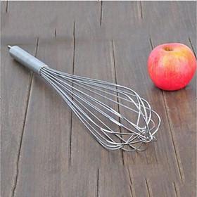Dụng cụ đánh trứng dài 35cm dùng cho gia đình, nhà hàng, khách sạn