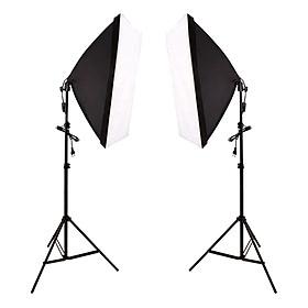 Bộ Đèn Chụp Sản Phẩm LED360 40w 5500K - Hàng Chính Hãng