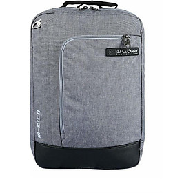Balo Simplecarry M-CITY (34 x 24cm) - Grey
