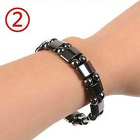 Bracelet Magnetic Gallstone Wristband Elastic Bracelet Wrist Accessories