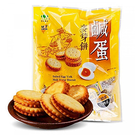 Bánh quy trứng muối Đài Loan 500g