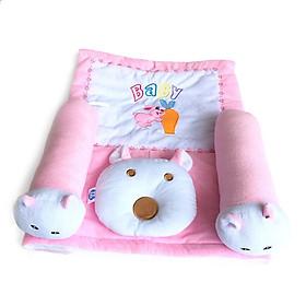 Hình ảnh Bộ gối nệm con sâu cho trẻ sơ sinh