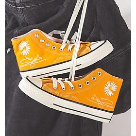 Giày thể thao nữ cổ cao CV Cúc Họa Mi thời trang V231
