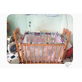 Nôi điện em bé: Nôi, Võng, cũi 3 chức năng đầy đủ phụ kiện cho trẻ