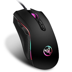 Chuột LED RGB 3200 DPI Gaming Mouse A868