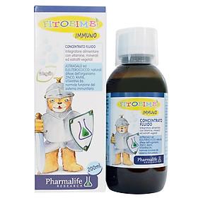 Siro Immuno, tăng cường miễn dịch, đề kháng cho trẻ | KBM01