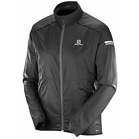 Áo Gió Thể Thao Nam Salomon Agile Jacket M - L38246400