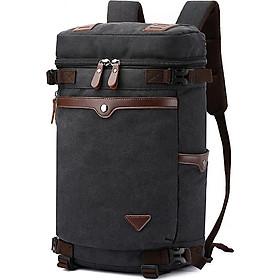 Balo nam thời trang vải canvas BL0021 - Đi du lịch - đi học - đựng hành lý