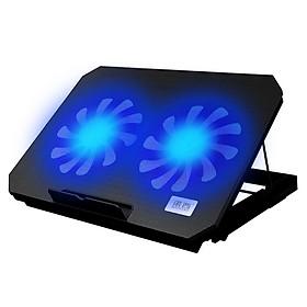 Đế tản nhiệt COOLING PAD cho laptop - Hàng nhập khẩu