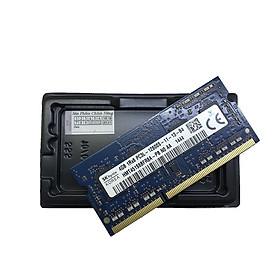 Ram laptop 4GB PC3L / DDR3L  Bus 1600 ( 12800 )