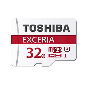 Thẻ Nhớ Micro SD Toshiba 32GB Class 10 - 48MB/s - Hàng Nhập Khẩu