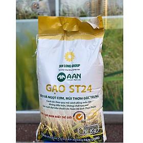 Gạo dẻo ST24 - túi 10kg